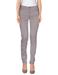 S.O.S By Orza Studio Trousers Casual Trousers Women Grey