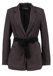 Mintandberry Blazer Black Ash Rose