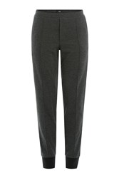 Vince Relaxed Jersey Pants Grey
