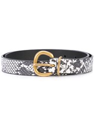 Rachel Comey Estate Belt Black