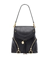 See By Chloe Olga Back Pack Black