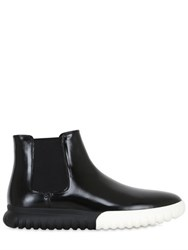 Jkjy By Stella Brushed Leather Chelsea Boots