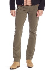 Joe's Jeans Color Kinetic Slim Fit Green Army