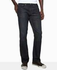 Levi's 559 Relaxed Straight Fit Levine Jeans Black