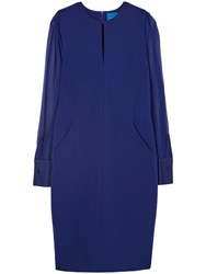 Winser London Miracle Fitted Dress Moonlight