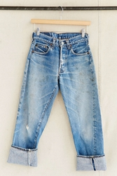 Urban Renewal Vintage Perfect Redline Levi's Jean Assorted