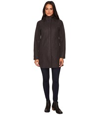 Arc'teryx Embra Coat Black Heather Women's Coat