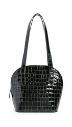 Maryam Nassir Zadeh Pisa Bag Forest Croc