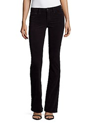 J Brand Janey Solid Pencil Leg Jeans Mulberry