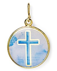 Alex And Ani Art Infusion Cross Charm Gold