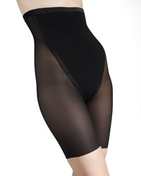 Spanx Sexy Sheer High Mid Thigh Haute Contour Shaper Pitch