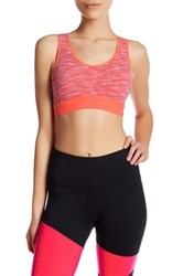 Marika Katrina Space Dye Sports Bra Pink