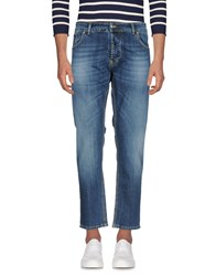 Jeanseng Denim Denim Trousers