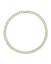 18K Gold Honolulu Necklace 16'L Buccellati