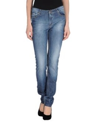 Fifth Avenue Shoe Repair Denim Pants Blue