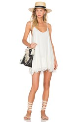 Show Me Your Mumu Lockett Lace Dress Cream