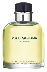 Dolce And Gabbana 'Pour Homme' After Shave Lotion Splash