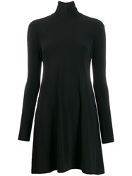 Norma Kamali Turtleneck Jumper Dress 60