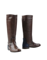 Jancovek Boots Dark Brown
