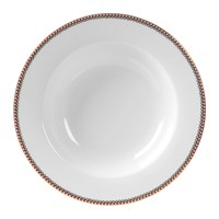 Pip Studio Spring To Life Soup Plate White