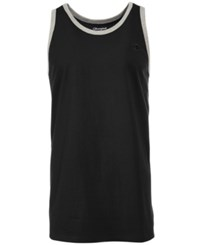 Champion Men's Classic Ringer Tank Top Black