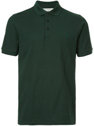 Gieves And Hawkes Classic Polo Top Green