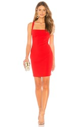Likely Josephine Dress Red