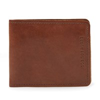 Shinola Bi Fold Wallet Brown