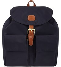 Bric's Brics X Travel Backpack Blue