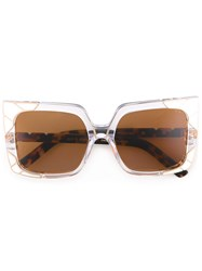 Pared Eyewear Sun And Shade Sunglasses Nude Neutrals