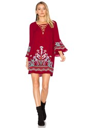Vava By Joy Han Kalonice Dress Red