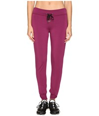 Kate Spade New York X Beyond Yoga Relaxed Bow Long Sweatpants Zinfandel Women's Casual Pants Brown