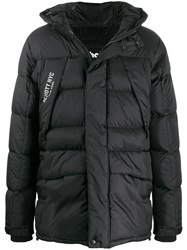 Schott Hooded Padded Jacket 60