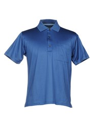 Bramante Polo Shirts Blue