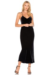 Marissa Webb Trudy Slip Dress Black