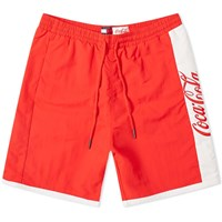 Tommy Jeans X Coca Cola Short Red