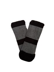 Adidas By Stella Mccartney Set Of Two Low Cut Running Socks Multi