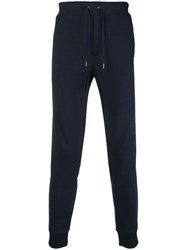 Polo Ralph Lauren Logo Embroidered Joggers Blue