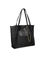 Folli Follie On The Go Black Bag Black