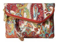 Hobo Daria Regal Paisley Handbags Multi