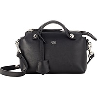By The Way Boston Mini Shoulder Bag Black Palladium