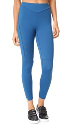 Monreal London Power Leggings Teal