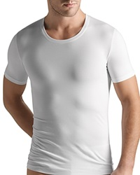 Hanro Mercerized Cotton Crewneck Tee White