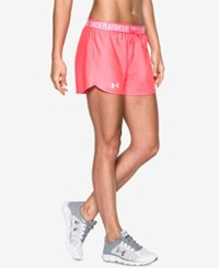 Under Armour Play Up Shorts Brilliance White