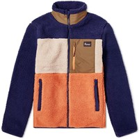 Penfield Mattawa Fleece Jacket Blue