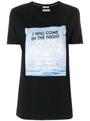 Each X Other I Will Come In The Night T Shirt Black