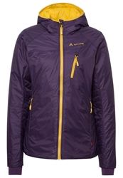 Vaude Alagna Jacket Ll Light Jacket Mulberry Purple