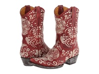 Old Gringo Klak Red Bone Cowboy Boots