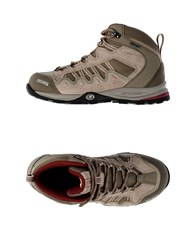 Tecnica Footwear High Tops And Trainers Women Khaki