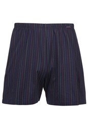 Calida Boxer Shorts Anil Blue Dark Blue